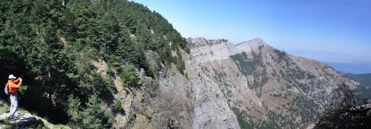 Υψάριο, Θάσος